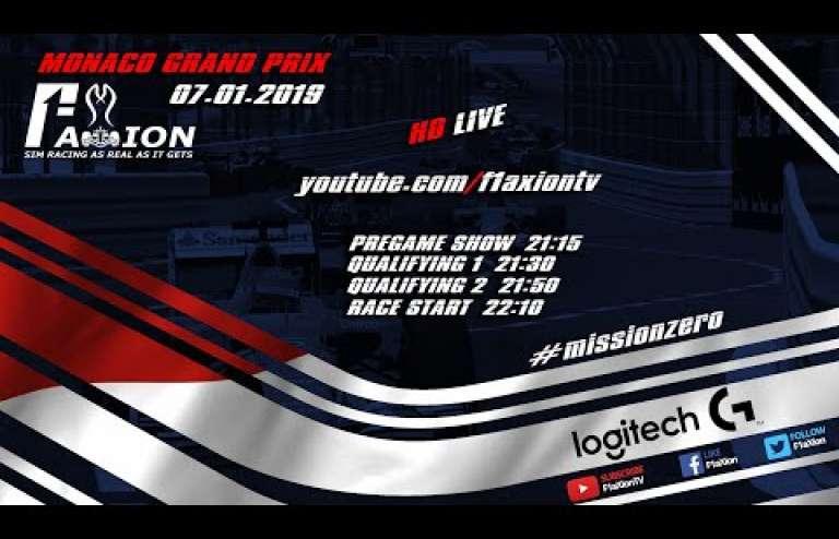 Round 4 Monaco GP
